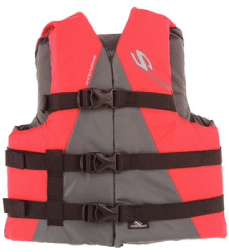 Stearns YOUTH WATERSPORT CLASSIC SERIES LIFE VEST RED