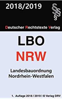 Bauo Nrw Kommentar Amazon De Horst Gadtke Markus Johlen Gerhard