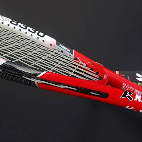 AtR Raqueta de Tenis 1 Pieza Raqueta de Tenis Profesional con ...
