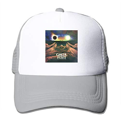 DonaldKAlford Greta Van Fleet Anthem of The Peaceful Army Adjustable Hat Sports Unisex Casual Baseball Cap,Sun Hat,Truck Hat -
