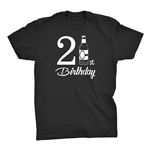 21st-Birthday-Beer-Bottle-Gift-T-shirt