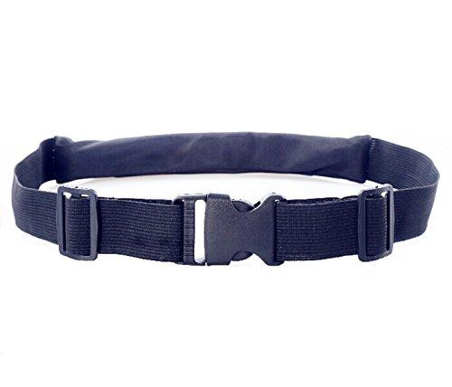 Ecloud Shop® 2 pieces Laufband Erweiterbar zwei Taschen wasserdicht Multifunktions-Taschen (rot) 6uvO57v