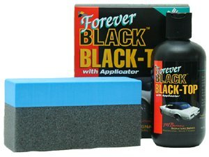 FOREVER BLACK CONVERTIBLE TOP (Black Convertible Top Cleaner)