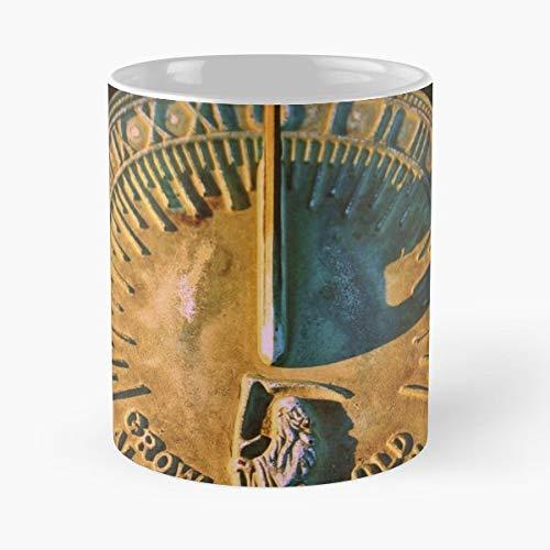 Sun Dial Sundial - Ceramic Mugs ()
