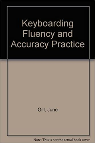 Keyboarding Fluency and Accuracy Practice