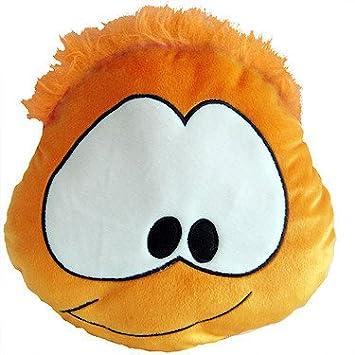 Disney Club Penguin Puffle Kissen - Orange [UK Import]