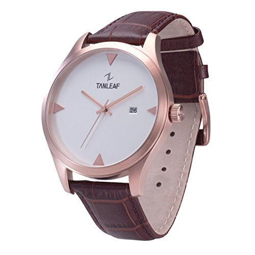 TanLeaf '4 Pillars' Collection - The Anti Smart Watch (Rosegold)