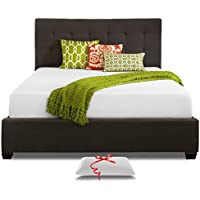 Live and Sleep - Resort Sleep Classic, Queen Size 10 Inch Cooling Medium Firm Memory Foam Mattress with Premium Form Pillow, Certipur Certified