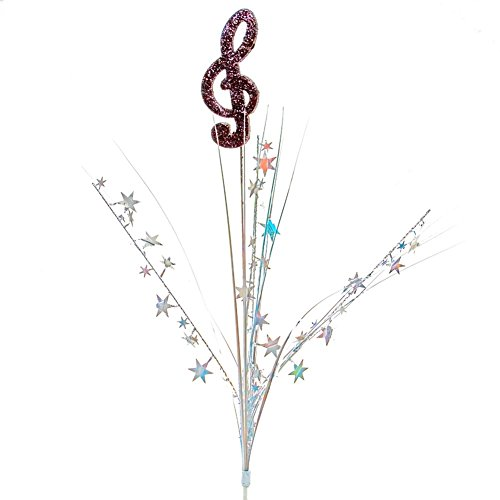 Music Note Centerpiece Sprays (Music Notes For Centerpiece)