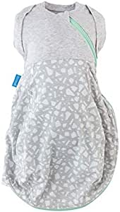 The Gro Company Moon Dust Superlight Swaddle Grobag for Newborn Plus Babies,