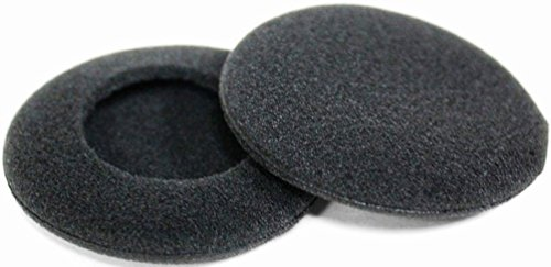 (Williams Sound HED 023-100 Replacement Earpads, For use with HED 021 Folding Headphone and HED 026 Deluxe, Rear-wear Headphone, Pack of 100)