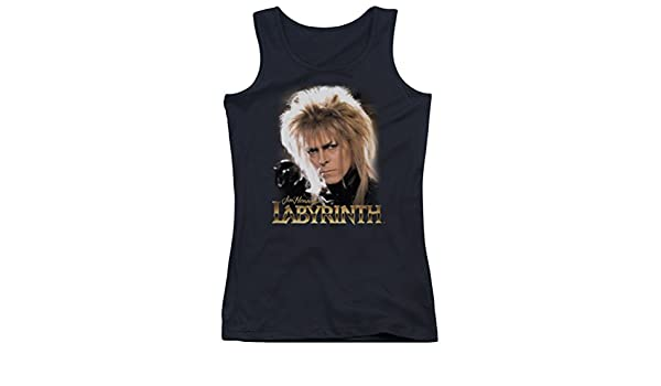 2Bhip Labyrinth Movie Say Your Right Words Junior V-Neck T-Shirt Tee