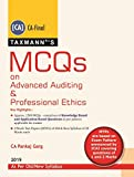 MCQs on Advanced Auditing & Professional Ethics (January 2019 Edition- As per Old/New syllabus)