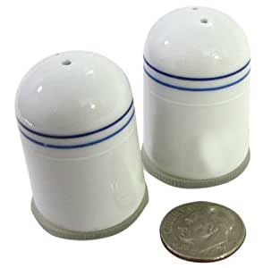 Classic Airline Two Hole Pepper Shaker set of (2)