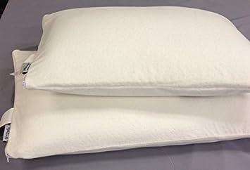 Amazoncom Abripedic Classic Comfort Memory Foam Pillows