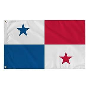 Bandera de Panamá Panamá bandera 3x 5pies Poliéster bandera panameña Regalos