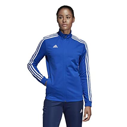 e7d3fb48cdd Image Unavailable. Image not available for. Color: adidas Tiro 19 Training  Jacket - Women's Soccer XL Bold ...