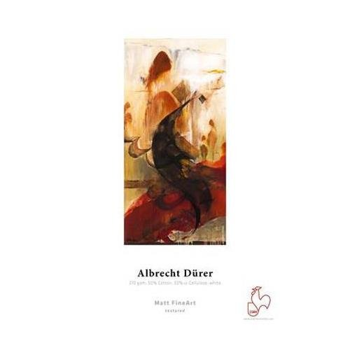 Hahnemuhle Albrecht Durer, 50% Rag, Textured Matte Surface, Natural White Inkjet Paper, 210 gsm, 13x19