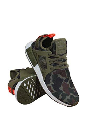 Ba7232 Uomo Nmd_xr1 Adidas Verde Nero