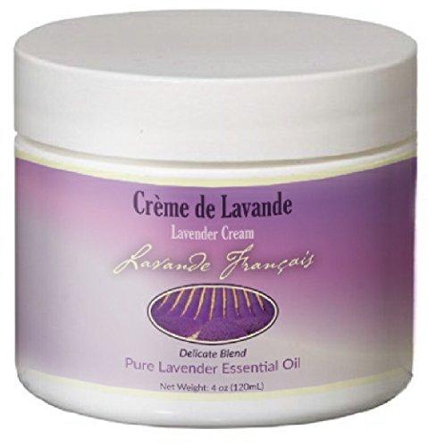 Créme de Lavande - Lavender Cream - 4 oz - Lumiere Creme