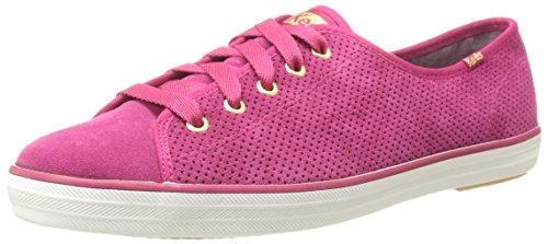 Keds Dames Rally Suède Geperforeerde Oxford, Bordeaux, 6 M Ons