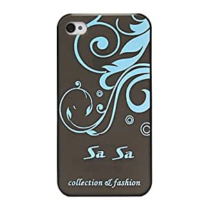 Buy Fllower with Perfume Back Case for iPhone 4/4S