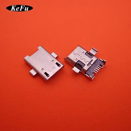 Generic 5PCS//LOTFor ASUS Zenpad 8.0 Z380 Z380KL Z380C ZenPad10 Micro USB Charging Charger Socket Jack Connector Port Dock Plug