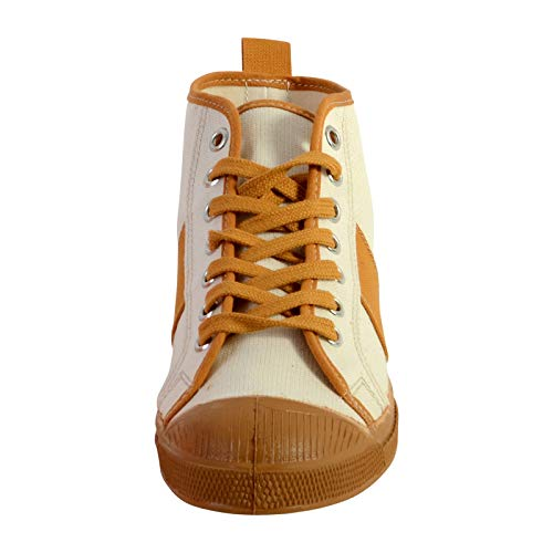 Stella Marron Retro 748 Baskets Bensimon Femme Tennis caramel HxTnqwX