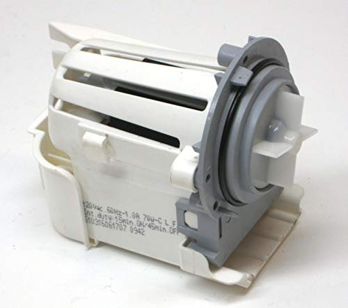 Washing Machine Motor for Whirlpool Kitchenaid Kenmore 280187 Pump MOTOR ONLY