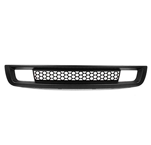 ZMAUTOPARTS GMC Sierra 15 Denali Pickup Mesh Lower Bumper Grille Insert Black