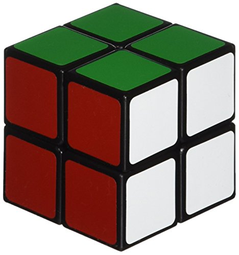 [Qiyun 2x2x2 Speed Cube, Black] (Borg Halloween Costumes)