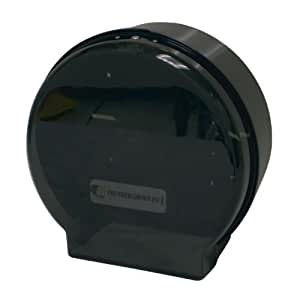 Excellante Jumbo Toilet Paper Dispenser, 12-Inch by 5-1/4-Inch by 11-3/4-Inch