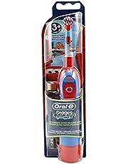 Braun Oral-B Stages Power Kids cls batterij-tandenborstel kinderen DB4.510.K Disney CARS + timer