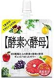 イースト*エンザイム ダイエットゼリー グレープフルーツ味(150g)×10個セット