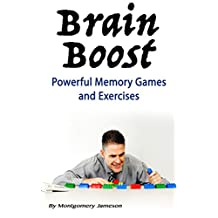 Brain Boost: Powerful Memory Games and Exercises