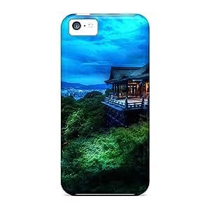 Cases For Iphone 5c With Kiyomizu Dera 8782
