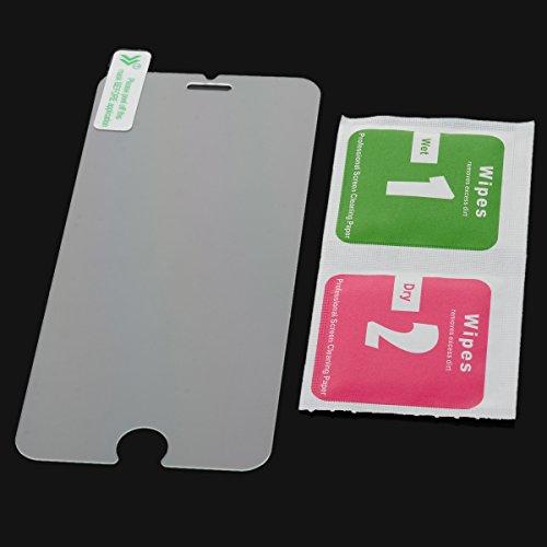 9H Vidrio Templado Protector de pantalla para iPhone 6/6S - transparente: Amazon.es: Electrónica