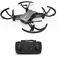 WiFi FPV RC Drone,Rcharlance FPV Camera Drone 720P HD Camera Live with Adjustable Wide-angle Lens,Altitude Hold,Gravity Sensor Function,Headless Mode,One Key Take Off & Land,3D Flip & APP Control