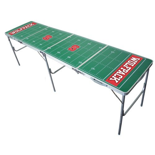 North Carolina State Wolfpack 2x8 Tailgate Table by Wild Sports