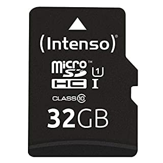 Intenso 32GB UHS-1 Micro SD Card