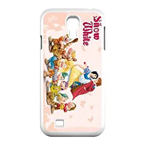Unique Design Cases Samsung Galaxy S4 I9500 Cell Phone Case Snow White and Seven Dwarfs Fxgkq Printed Cover Protector