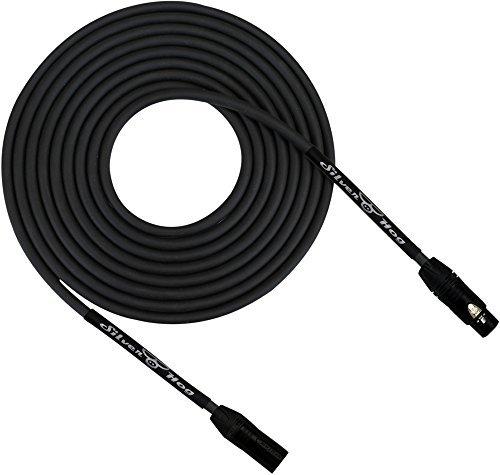 Rapco Horizon SLVRHOGM-60 60ft XLR to XLR Microphone Cable [並行輸入品] B07DZK96JP