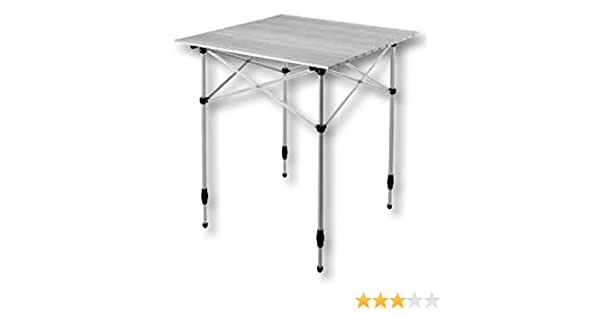 Bravo - Mesa plegable 70 x 70 cm, ND: Amazon.es: Deportes y aire libre