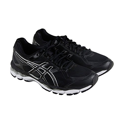 5 Mens Running Shoes (ASICS Men's Gel-Surveyor 5 Running Shoe, Black/Onyx/White, 12 M US)