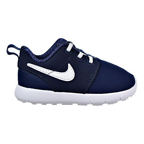 separation shoes bd6d5 3cdf1 Nike Roshe One (TDV) Toddler Shoes Midnight Navy/White 749430-416 (9 M US)