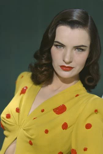 Ella Raines absolutely stunning vintage studio glamour pose 24x36 Poster at  Amazon's Entertainment Collectibles Store