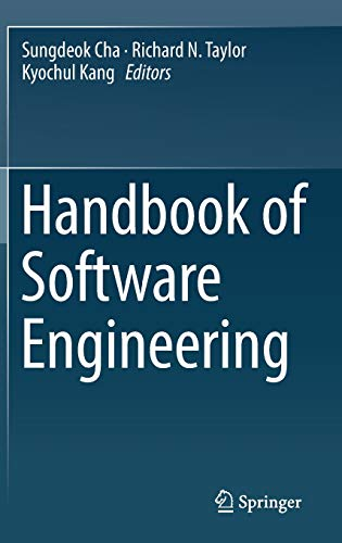Handbook of Software Engineering
