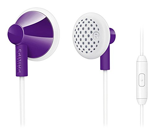 In-Ear Headphones, Purple-Philips