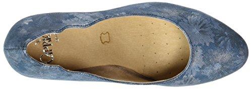 Caprice 22406, Zapatos de Tacón para Mujer Azul (Ocean Comb)
