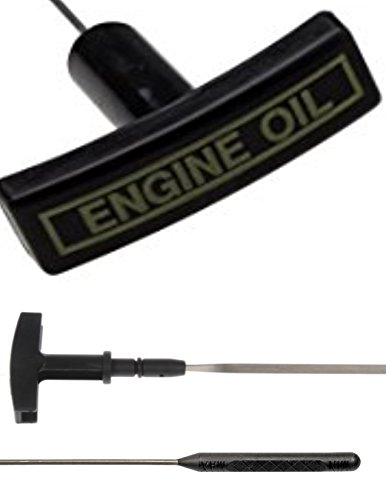 (ENGINE OIL DIPSTICK Level Gauge for Ford Vehicles (6.0 Diesel Super Duty 6.0L V8 Powerstroke) F250 F350 F450 F550 EXCURSION)